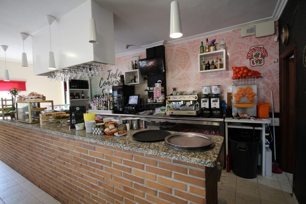 Hamburguesería en Tomiño, Novo Bar