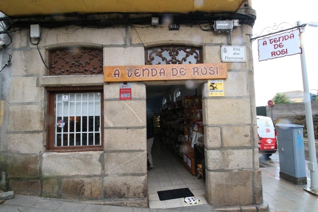 A tenda de Rosi en Bouzas. TIENDA DE ALIMENTACIÓN EN BOUZAS. PESCADERÍA EN BOUZAS