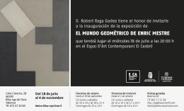 E CA (ESPAI D'ART CONTEMPORANI EL CASTELL)