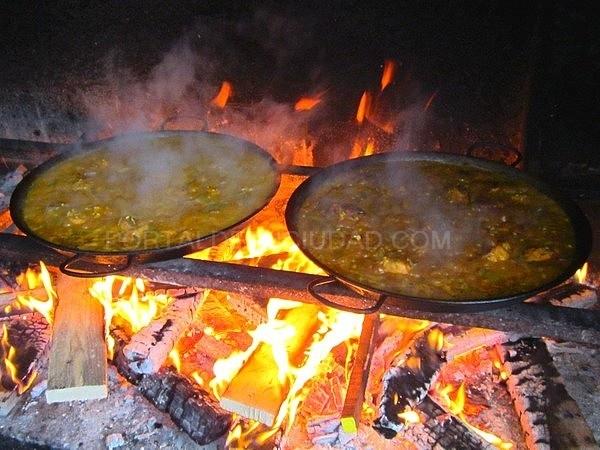 Paellas y Menú degustacion