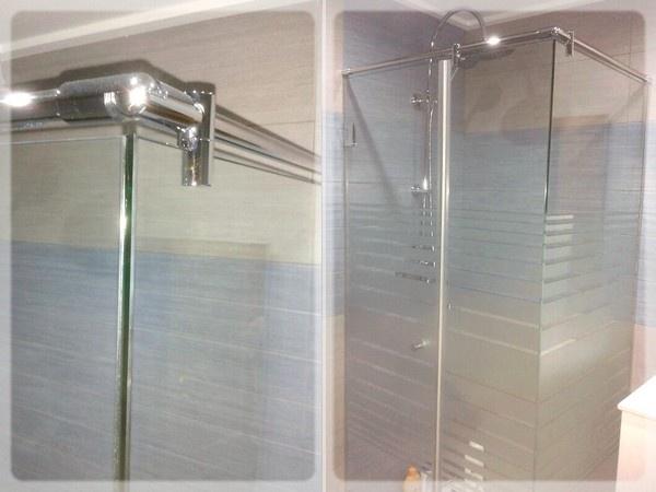 mamparas de baño a medida en Ribarroja, mamparas de ducha baratas en Riba-roja de Turia