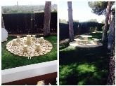 Depuradoras y sistemas de riego en Jardineria Sanz, mantenimiento de jardines en Valencia