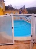climatización de piscinas en Valencia, cubiertas para pisicinas climatizadas