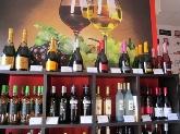 vinos y caviar ecologico en la pobla de vallbona,  tienda y bodega gourmet en liria