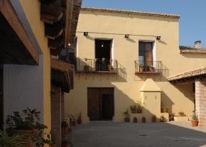 Casa Gran patio