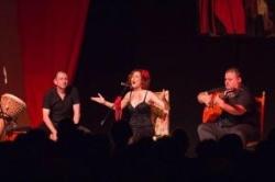 """Entradas agotadas en el último concierto de las """"XV Pinceladas Flamencas"""""""