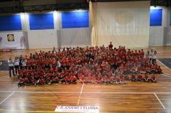 El Club Jovens l'Eliana presenta a sus equipos de la temporada