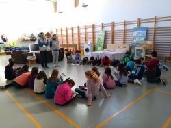 L'Eliana participa en el projecte europeu de valorització de residus Urbanrec