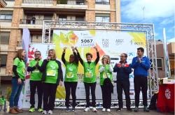 L'ELIANA SUPERA LA CIFRA DEL ANO PASADO Y RECAUDA 7.167€ EN LA III MARCHA SOLIDARIA CONTRA EL CANCER