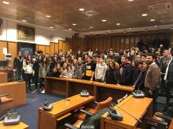 LA CIUDAD HERMANA DE SAN MAURO TORINESE ACOGE A ESTUDIANTES DE L'ELIANA