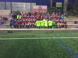 L'Eliana será la sede del próximo Clinic de Fútbol Base Femenino