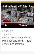 L'Eliana pone de manifiesto su amor por los libros a lo largo de toda una semana
