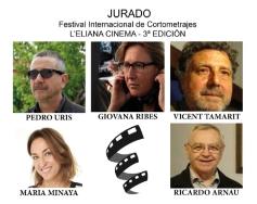 L'ELIANA CINEMA PRESENTA LOS FINALISTAS Y LOS MIEMBROS DEL JURADO DE LA TERCERA EDICION DEL FESTIVAL