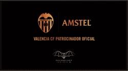 'Tornem a fer por': Amstel vuelve a ser patrocinador del Valencia CF