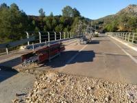 La Diputació inicia las obras de refuerzo del firme en la CV-380 entre Cheste y Pedralba