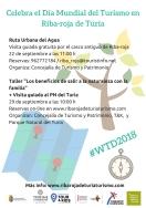 Riba-roja celebra el Día Mundial del Turismo con visitas al Parque Natural del Túria