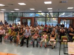 Homenaje a los donantes de sangre de l'Eliana
