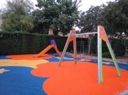 El Ayuntamiento de Bétera renueva el parque infantil de Vall de Flors II