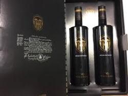 Bodegas Vicente Gandía presenta el vino del Centenario del Valencia CF