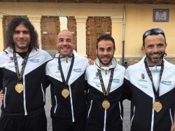 Excelente participación de los clubes CD Metaesport y CA Ribapeu en la 38º edición del Maratón de Valencia