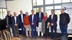 La Diputació presenta al empresariado un estudio para mejorar las áreas industriales de Cheste, Loriguilla y Riba-roja
