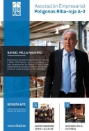 RibA3 presenta su plan de comunicación para multiplicar su fuerza en defensa de los intereses de las empresas de Riba-roja
