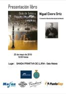 """La Banda Primitiva acoge la presentación del libro """"Guía de solos y pasajes orquestales (requinto)"""" del clarinero Miguel Civera Ortiz"""