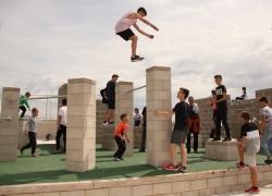 La Pobla de Vallbona se convierte en referente del Parkour i el Skate en Camp de Túria