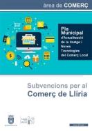 El Ayuntamiento de Llíria abre el plazo de solicitudes para el plan de ayudas al comercio local 2019