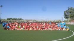 El Campus Multiesportiu celebra el seu desé aniversari amb un rècord de 300 participants