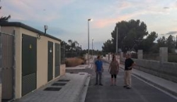 S'habilita l'enllumenat públic als carrers de Verger de Sant Miquel a Lliria