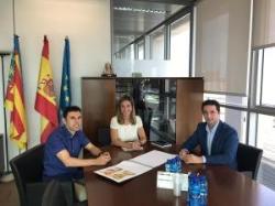 Llíria aborda la remodelación del mercado municipal con la Dirección General de Comercio
