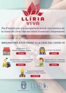 El plan Llíria Viva destinará más de 2,3 millones de euros a la recuperación social y económica de la ciudad