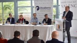 El alcalde de Loriguilla, Sergio Alfaro asume la presidencia de la Asociación de Municipios del Eje A3