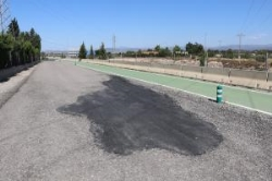 El Ayuntamiento de Llíria repasa más de 100 kilómetros de pistas rurales