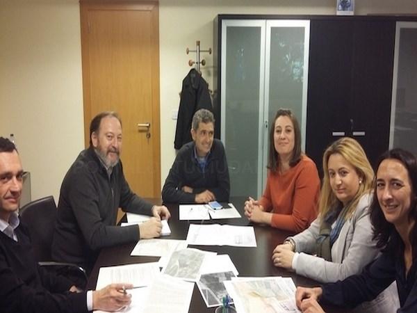 Reunión con la EPSAR para planificar la ampliación de la depuradora en Bétera