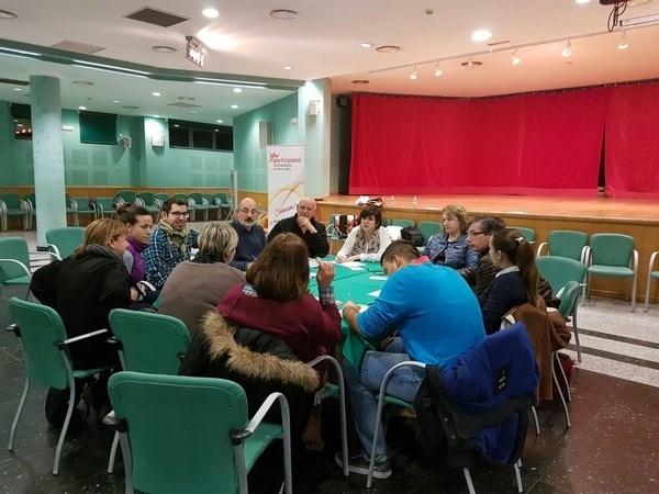 104 propuestas en los presupuestos participativos de la Pobla de Vallbona