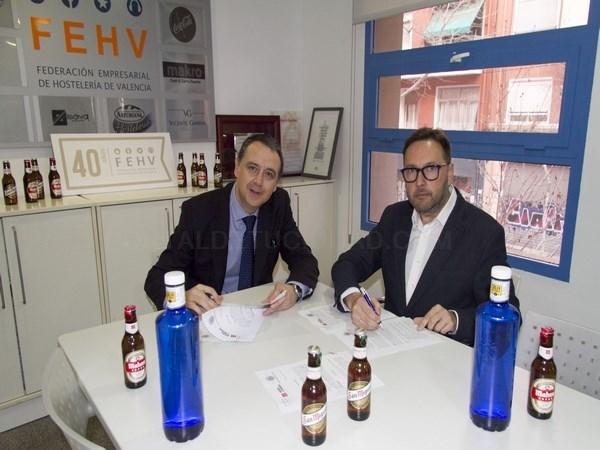 Mahou San Miguel y la FEHV impulsan la hostelería valenciana