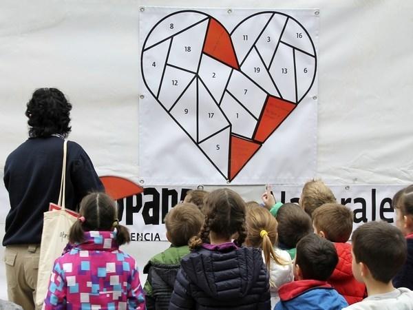 """BIOPARC Valencia """"escucha la voz de los más jóvenes"""" en el Día Mundial de la Vida Silvestre"""