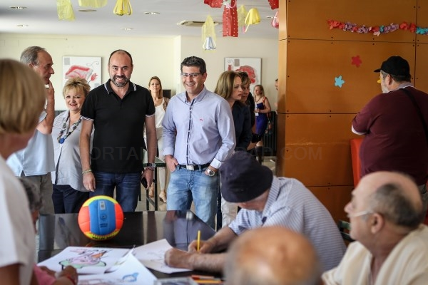 La Diputación ultima la transferencia de la parte sanitaria del Hospital Psiquiátrico de Bétera a la Conselleria
