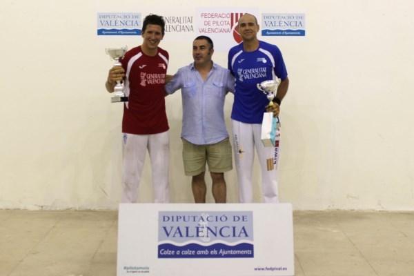 Pascual de la Puebla, nuevo campeón individual de escala y corda autonómico