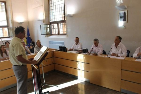 Manuel Llavata, nuevo concejal de Parques, Jardines y Caminos Rurales en el Ayuntamiento de Llíria