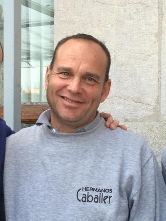 El valenciano José Vicente Caballer Villacañas (Hermanos Caballer) logró el San Fermín de Oro
