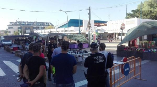 La Policía Local de l'Eliana apuesta por la proximidad y los cursos de formación