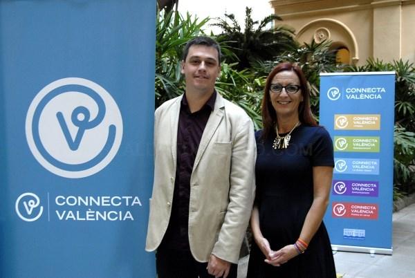 La nueva marca Connecta València impulsa los servicios electrónicos de la Diputación para acercarlos a las personas