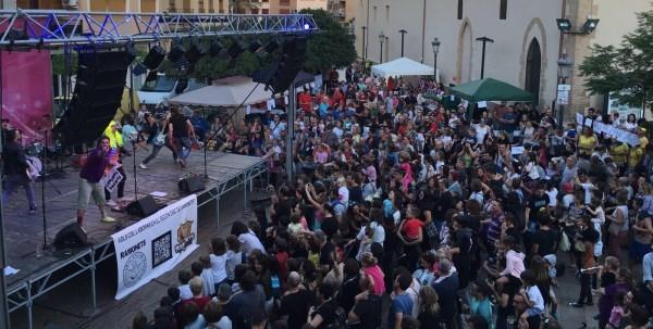 Finalizan las fiestas del 9 de Octubre en l'Eliana con una enorme participación de toda la ciudadanía