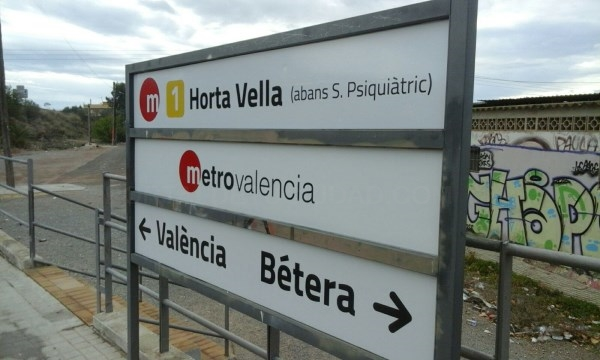 Metrovalencia facilita el acceso en transporte público a los asistentes al festival Festardor que acoge Bétera