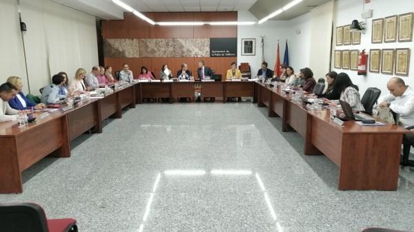 La Pobla aprueba su presupuesto para 2018, que prevé inversiones por valor de 4,5 millones de euros