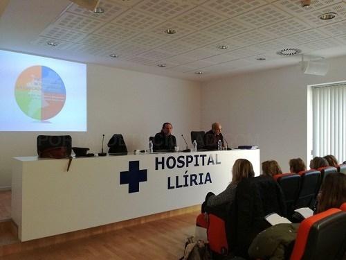 El Departamento de Salud Arnau de Vilanova-Llíria celebra un año más la Jornada de actualización en contenidos del Programa