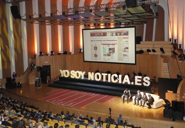 Personalidades del deporte, política y cultura se vuelcan con los más meritorios en la Gala del Deporte Yosoynoticia.es
